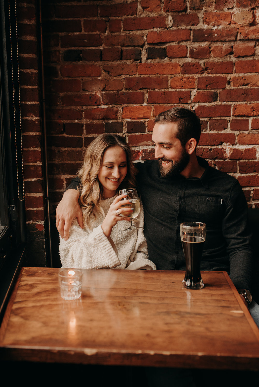 Amanda & Eric Gastown Vancouver Engagement Session - Laura Olson Photography - Sunshine Coast BC Photographer - Vancouver Photographer-1922.jpg