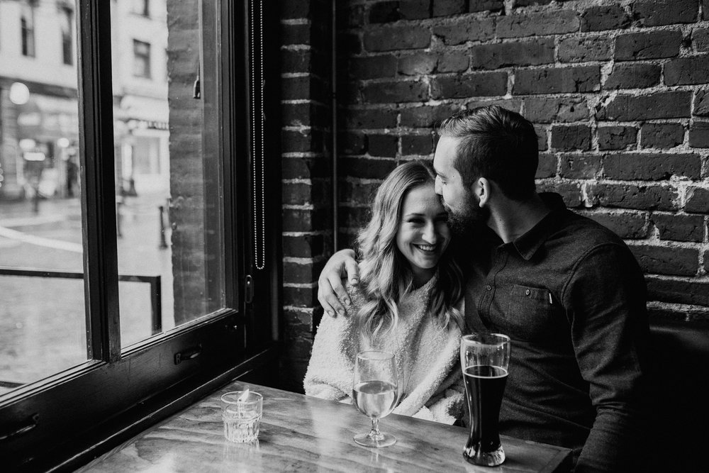 Amanda & Eric Gastown Vancouver Engagement Session - Laura Olson Photography - Sunshine Coast BC Photographer - Vancouver Photographer-1998.jpg