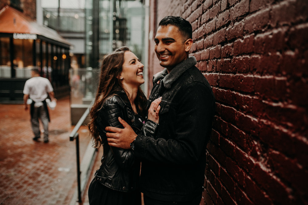 Maddie & Jas Gastown Vancouver Engagement Session - Laura Olson Photography - Sunshine Coast BC Photographer - Vancouver Photographer-2855.jpg