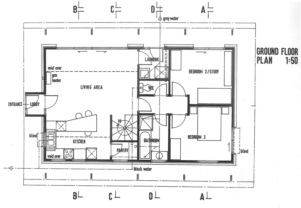 Low Cost Shed House Australia Lindsay Johnston Architect