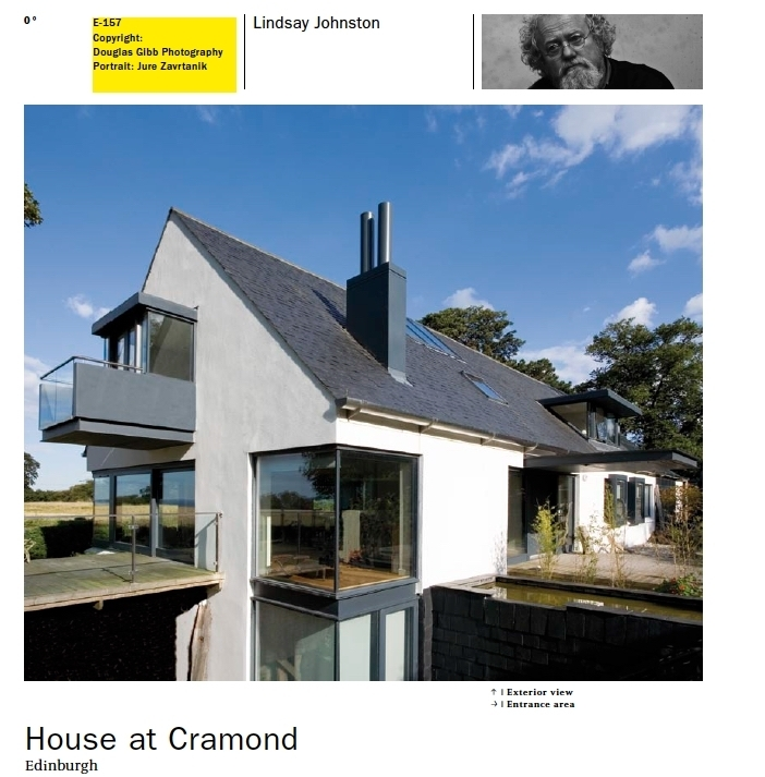 'Cramond House', Ecological Architecture, UK, 2009