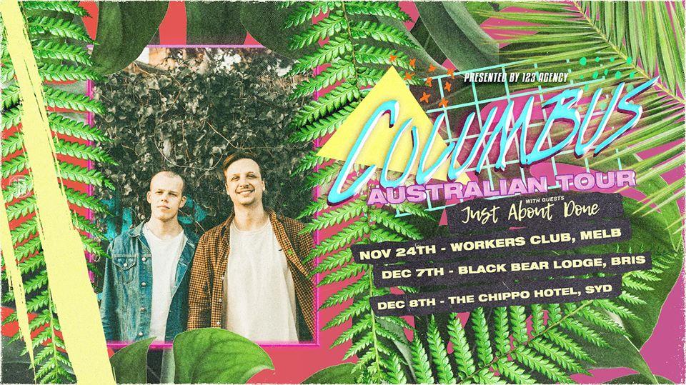 Columbus - Sydney Headline Show.jpg