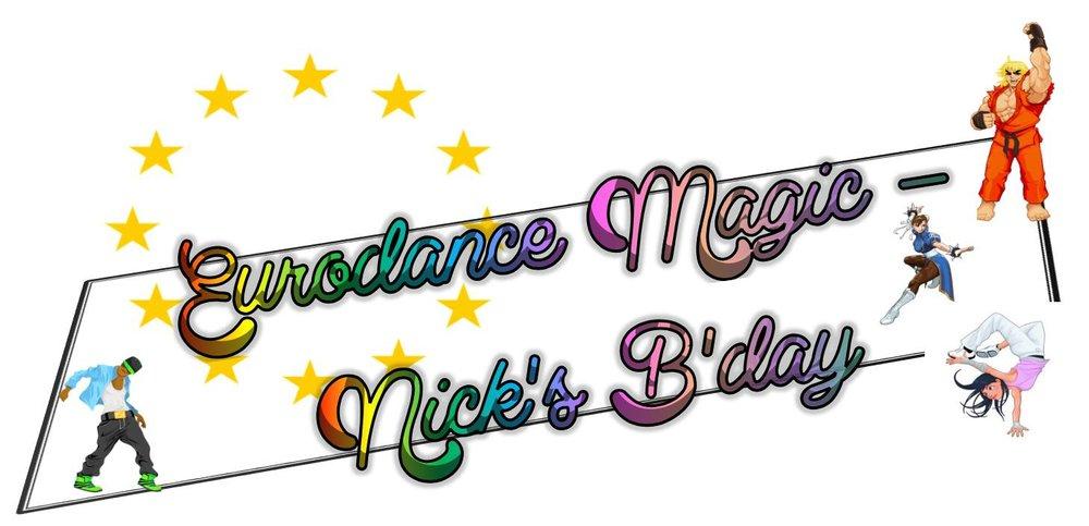 Eurodance Delights 5 - Nick's Bday Bash.jpg