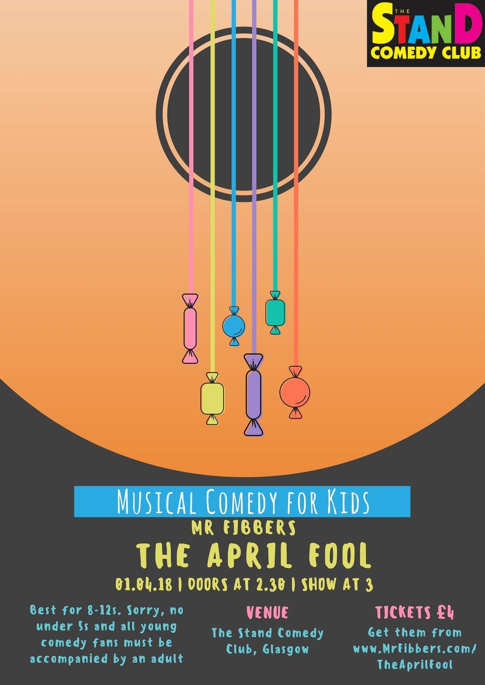 An April Fool Special - great fun!