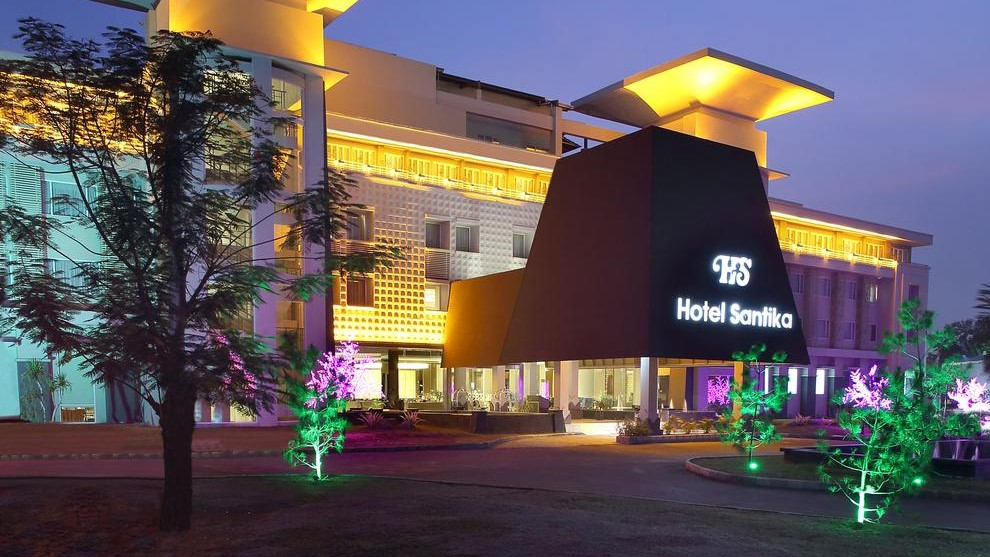 Hotel Santika TMII - A 3-Star Hotel in East Jakarta