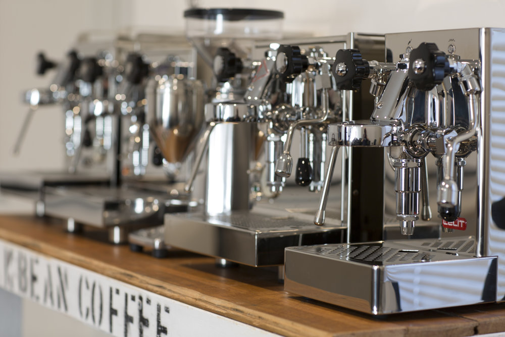 Coffee Machines Melbourne, for Home Espresso