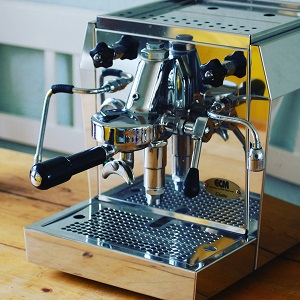 My first HX Italian coffee machine - ECM Giotto
