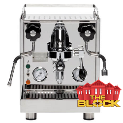 The Block Espresso Machine