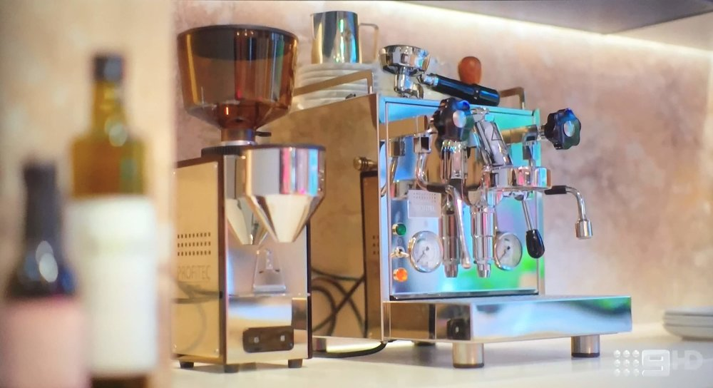 Coffee Machine on The Block 2018