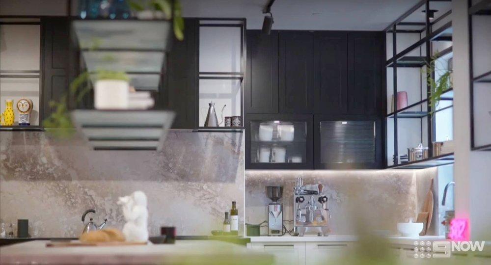 The Block 2018 Kitchen