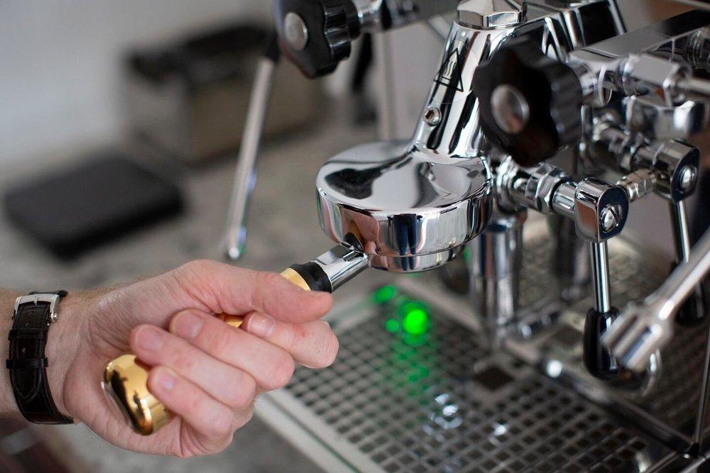 Espresso Workflow