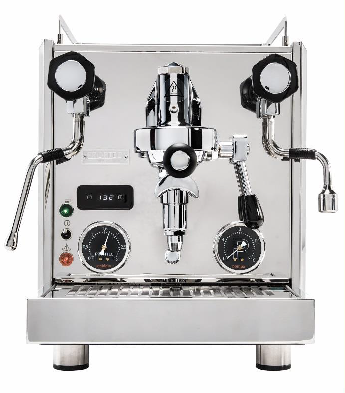 Get commercial espresso machines steam pressure at home with the Profitec Pro 700 Italian espresso machines. Profitec is the first brand to off full commercial steam pressure in home espresso machines under $5k.