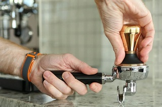 Great accessories will help you to get the very best from your Italian coffee machine and make sure that you get exceptional espresso at home. See my gold plated Pullman tamper here. A precision tamper is one of the most important coffee machine accessories. Find out why it is a great idea to choose the best espresso machine accessories for your home machine.
