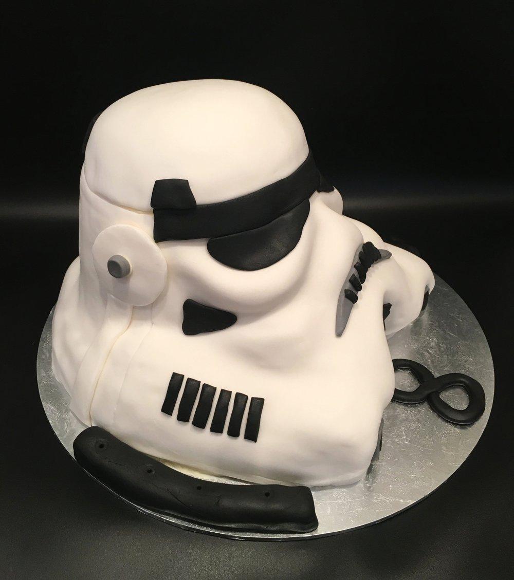 3-D Stormtrooper