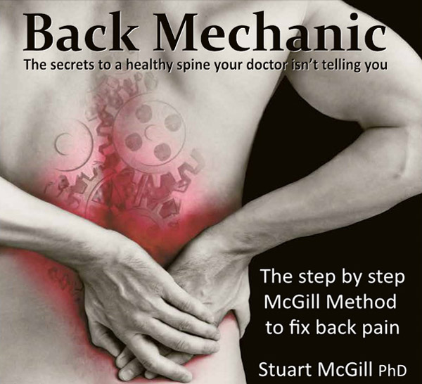 Back Mechanic by Stuart McGill