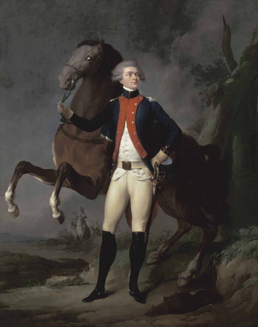 marquis-lafayette-commanditaire-locre-coffret-voyage-transport-armes-personnelles-vers-amerique