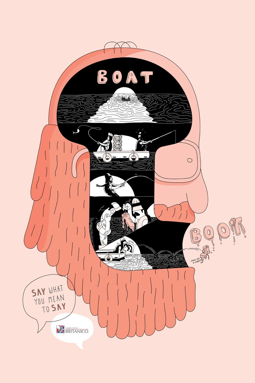 Britanico Boat
