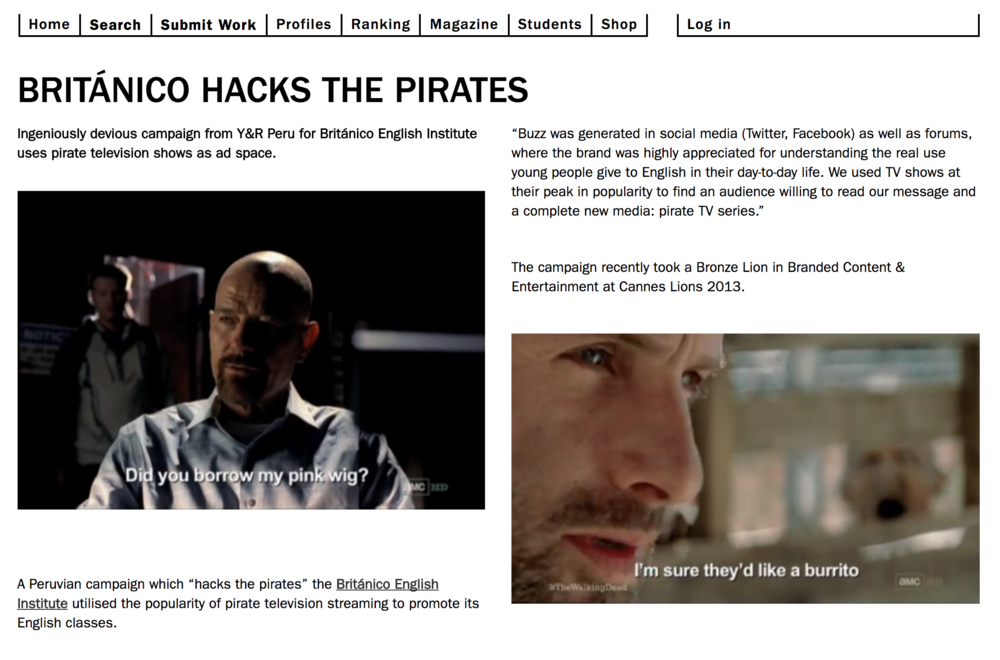 "Read more ""Británico Hacks the Pirate"""