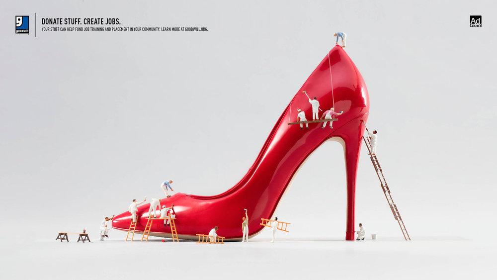 Goodwill Shoe