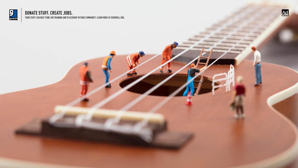 Goodwill Guitar