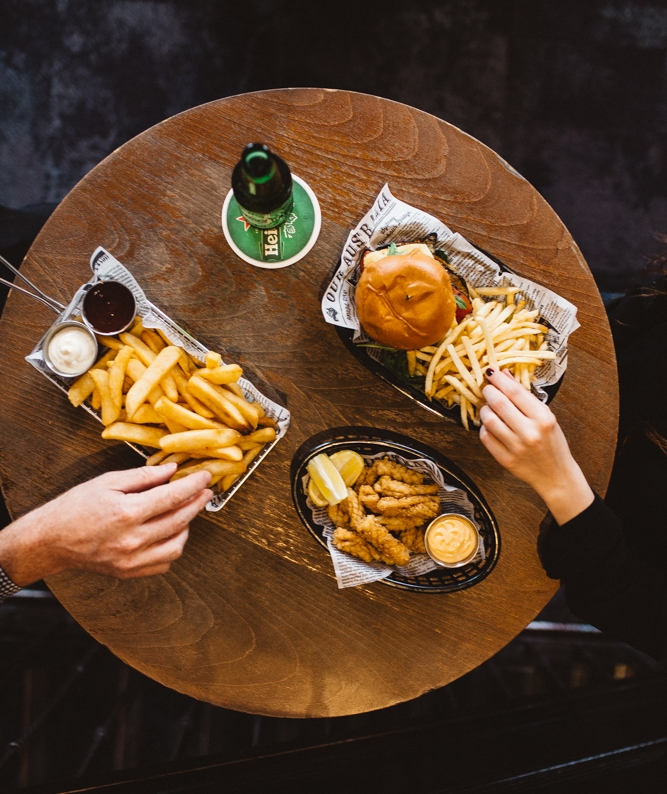 3 Wise Monkeys. Sydney's best burgers.