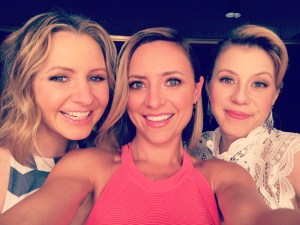 Hollywood Darlings – Beverley Mitchell, Christine Lakin, and Jodie Sweetin