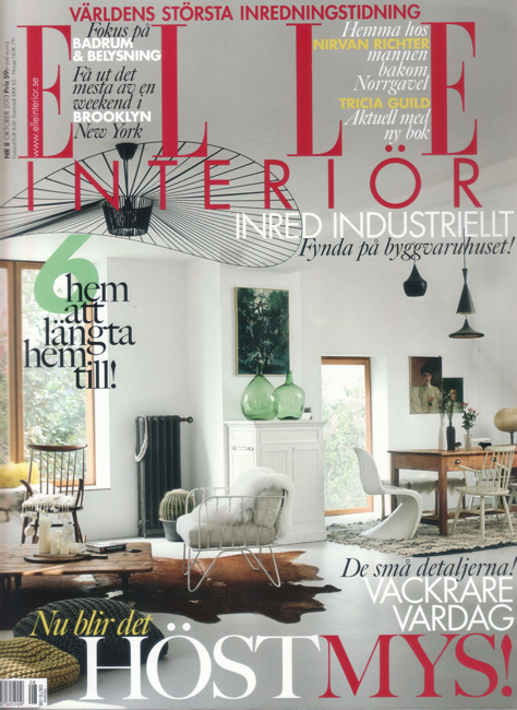 Elle Interior cover