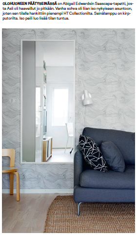 Deko Magazine seascape in deko magazine abigail edwards wallpapers