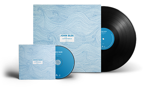 Seascape Summer on John Blek's new album Catharsis Vol 1
