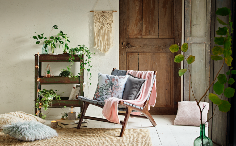 Spring homeware, Primark, styled by Abigail Edwards