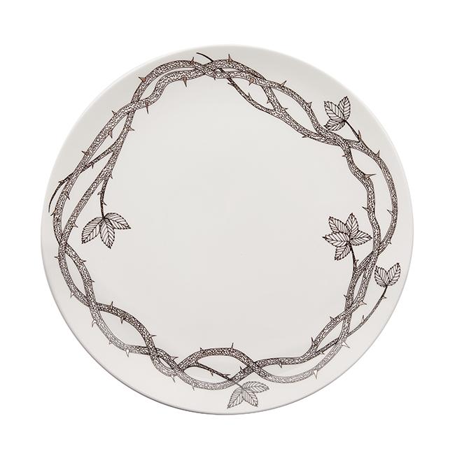 Brambleweb Plate