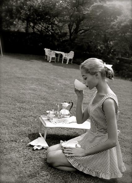 Vikki Dougan, par Nina Leen.