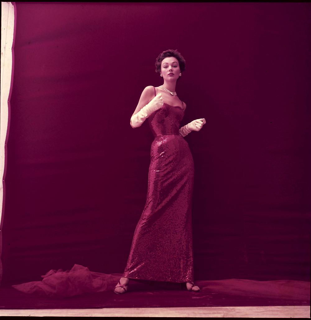 Ivy Nicholson, par Milton H. Greene.
