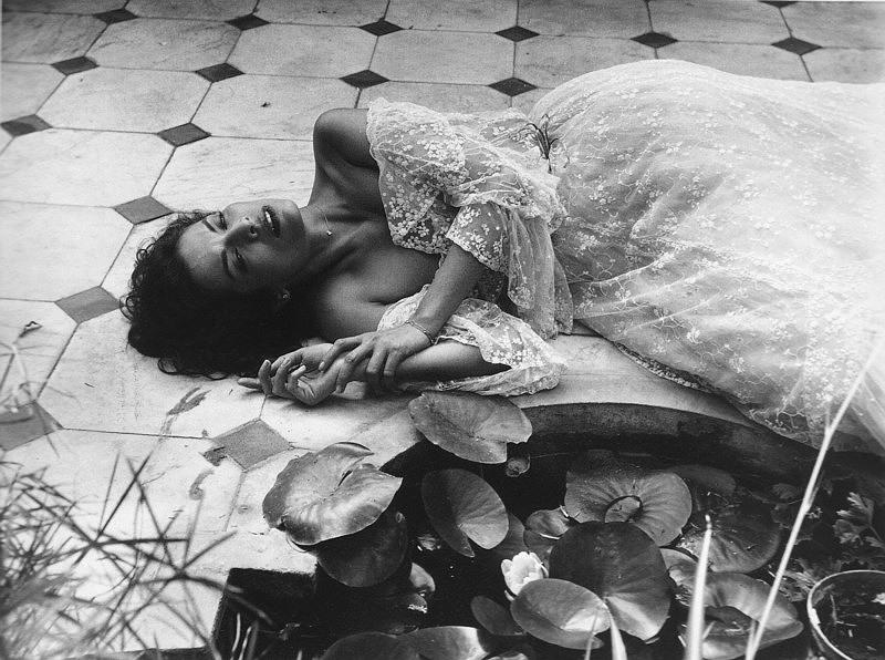 Bianca Jagger, par Sir Cecil Beaton.