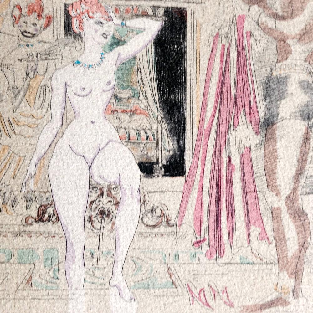 Barbara nue | Timar.