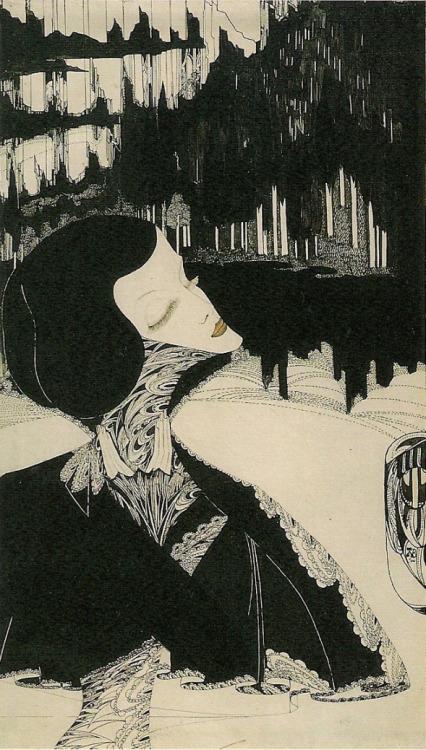 Introduction à l'extase  |Carel de Nerée tot Babberich [1900].