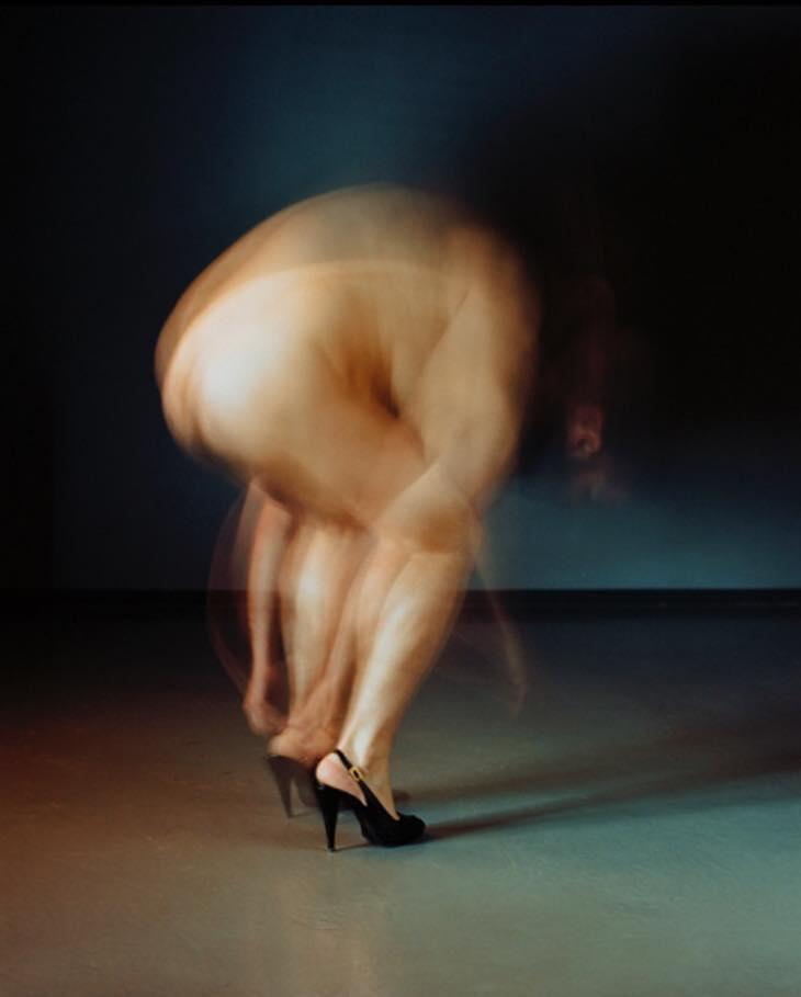 Modèle inconnu par Roberto Greco.