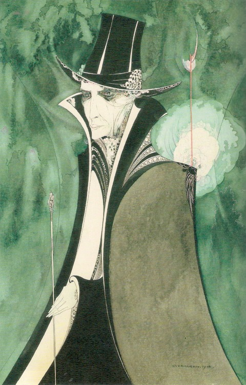 Dorian Gray | Otto Verhagen [1924].