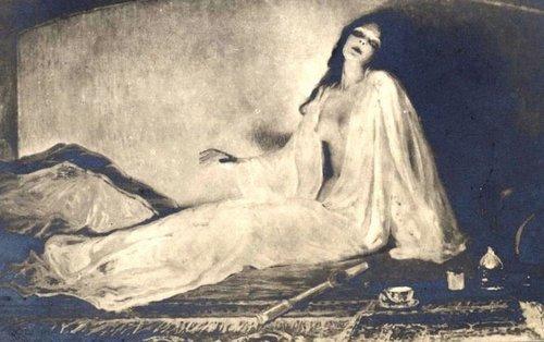 Le Vampire de l'opium | Albert Matignon [1911]
