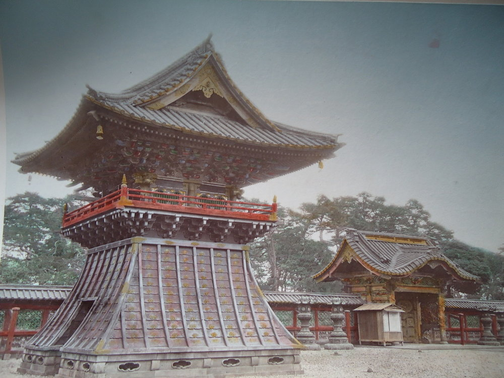 Temple Shiba   Felice Beato [1860]