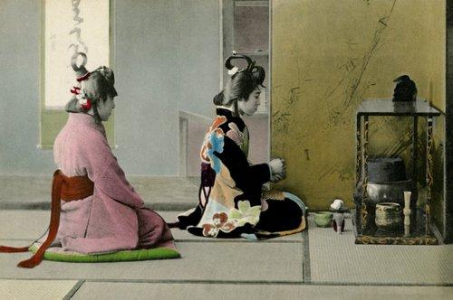 Modèle & photographe inconnus [1905]