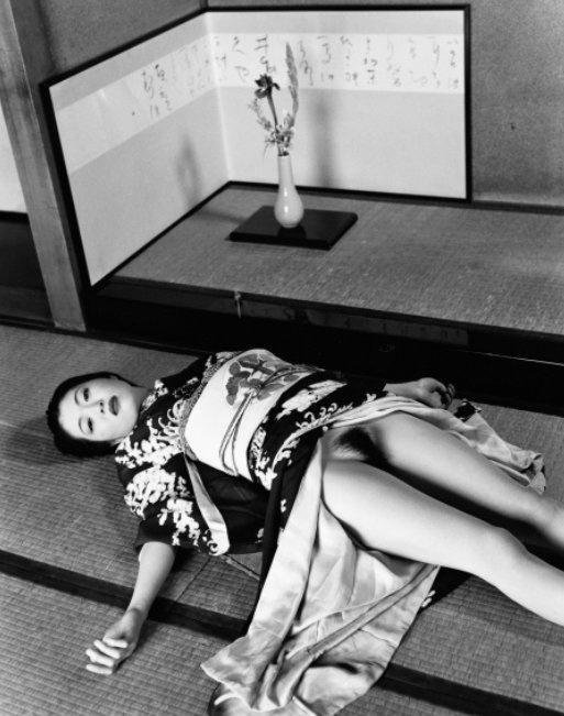 Modèle inconnu |Nobuyoshi Araki [1995]