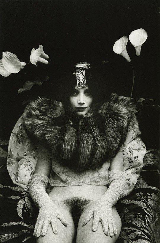 Modèle inconnu | Irina Ionesco