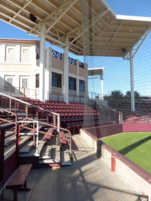 College of Charleston: Patriots Point Field