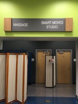 UA Rec Center Massage Room