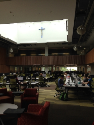 university-of-portland-library