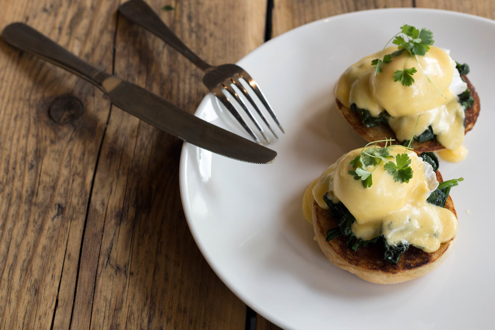 BRUNCH - Available every Saturday 12pm to 5pm— VIEW MENU —