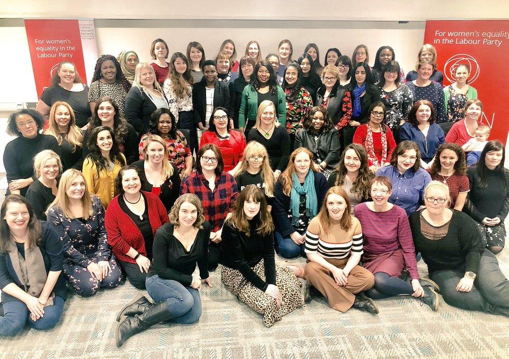 The 2019 Jo Cox Women in Leadership cohort