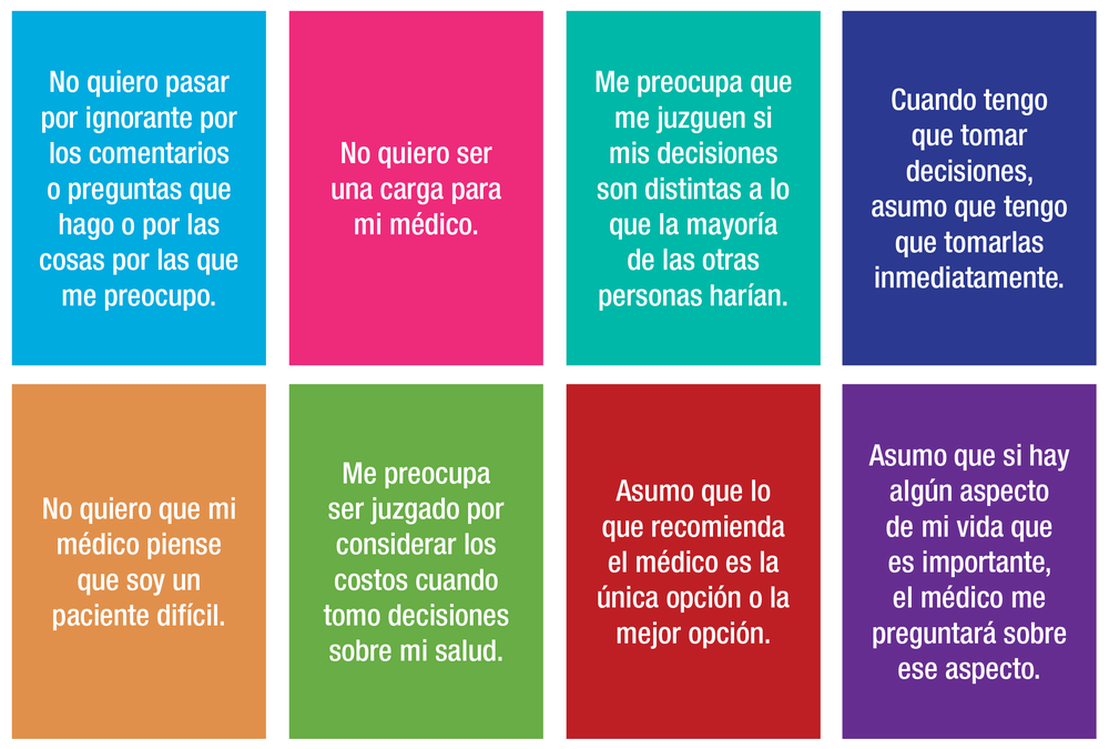 Download a PDF of the Barrier Cards in spanish .   Interactive version coming soon.