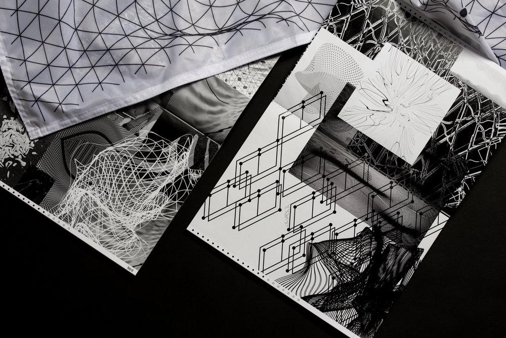 The Heavy Set   Workshop: Durch Experimentieren wurde eine grafische Gang-Identität mit eigener visueller Sprache und Codes entwickelt. Die Gang Heavy Set ist überall, bleibt aber unsichtbar.Die Resultate wurden in einer Publikation zusammengefasst.  Workshop mit Ines Cox und Ward Heirwegh  Kollaboration mit Daniela Spack, Julia Kemperman und Rahel Witschi  2016